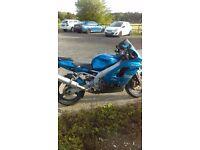 1999 Kawasaki zx9r