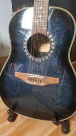 Kimbara 12 string electro-acoustic guitar