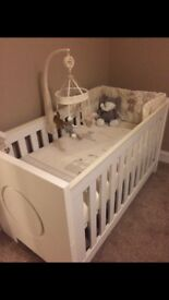 Charnwood Cot Bed