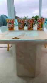 4 collectable Nescafe mugs