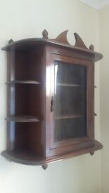 WALL Cabinet, small. Antique style