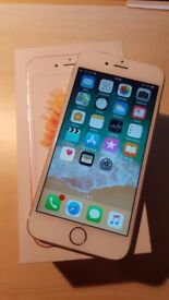 Apple iPhone 6s 32GB Rose Gold Unlock Any Network