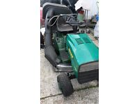 garden tractor weed eater husqvarna good condition ready to use