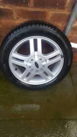 Ford focus wheel 195.50.15