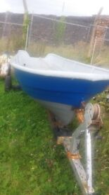 Mobass Boat and Trailer