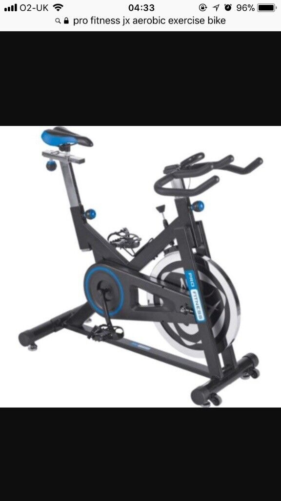 Pro Fitness JX Areobic Exercise bike