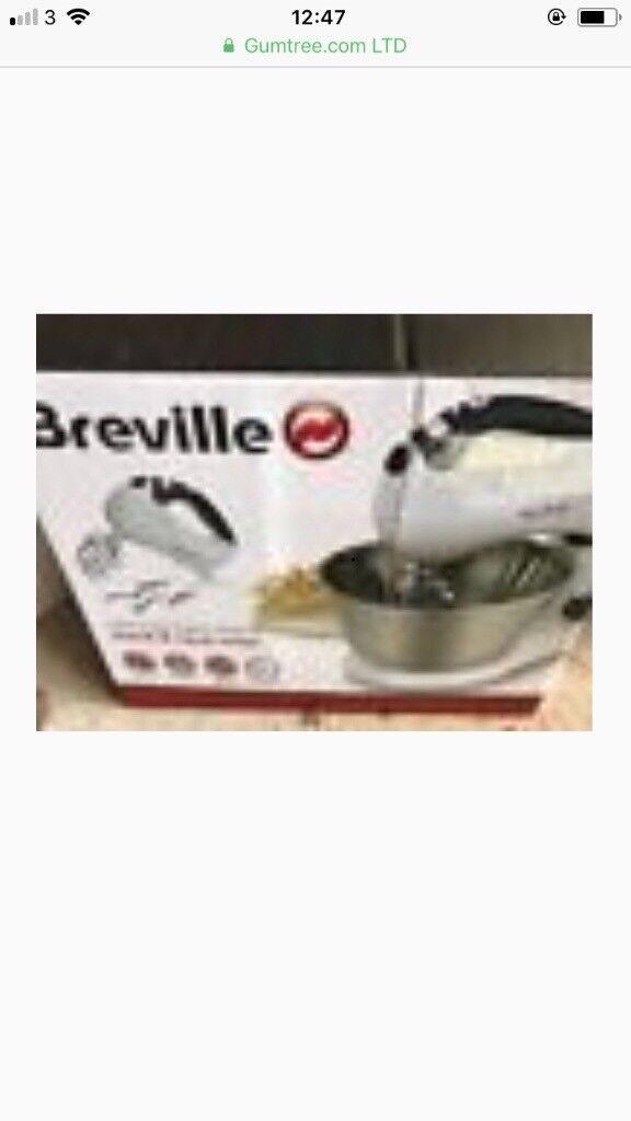 VFP026 breville mixer