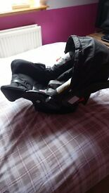 Newborn Carseat great condition