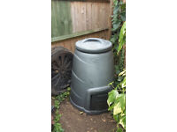 Blackwall 330 Litre Compost Converter/Bin With Base Plate