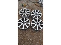 Toyota Avensis 17 inch Alloy Wheels