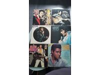 Vinyl records Job lot (19 Elvis Records and many more)
