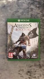Assassins creed Xbox one game