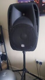 bm speakers very good condition only used once