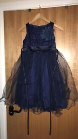 Girls new party dress 9/10