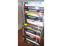 Ps3 slim 250gb with 24 awesome games, controller abd hdmi