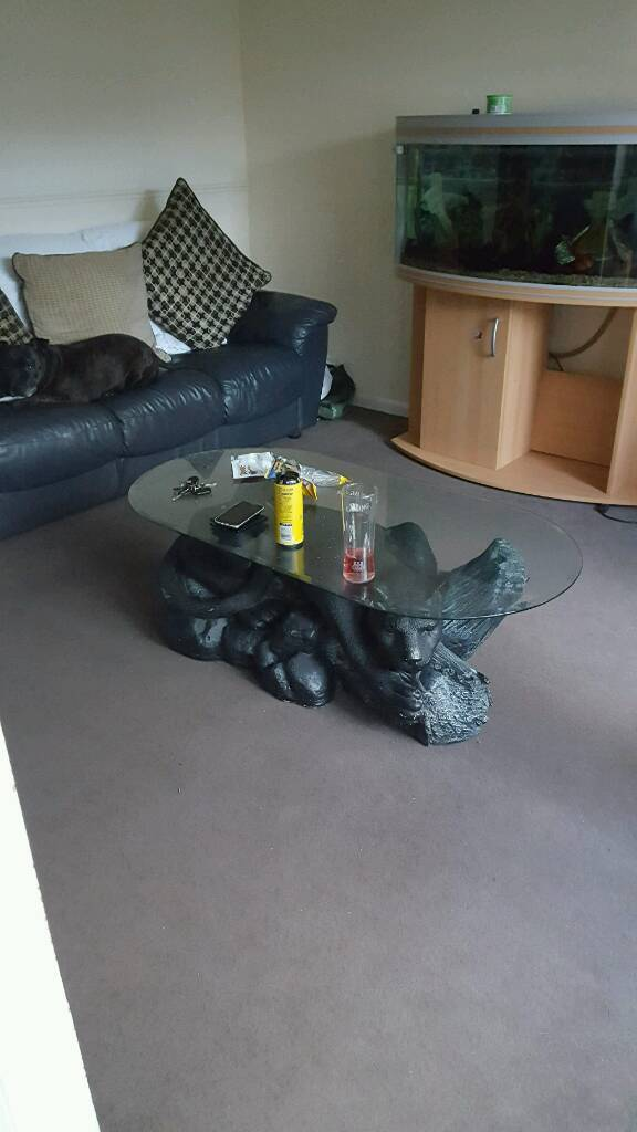 coffee table black panther coffee table   in stafford