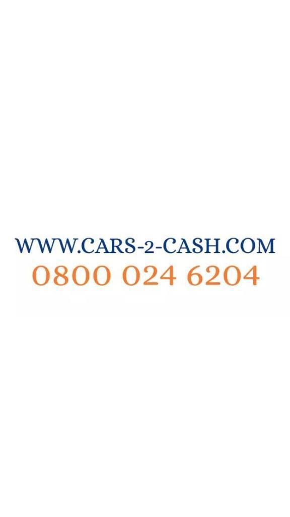 SCRAP CARS VANS AND 4X4S WANTED TODAY
