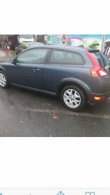 2007 VOLVO C30 DIESEL YEARS MOT, FIRST TO SEE WILL BUY
