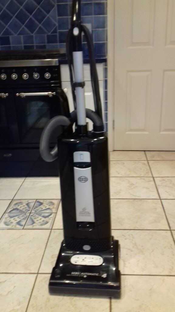 SEBO AUTOMATIC X SERIES UPRIGHT CLEANER