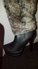 New boots size 4