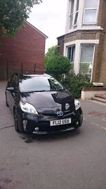 Toyota pruus , full service history & m.o.t