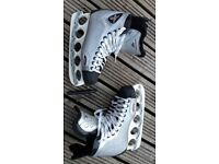 Ice hockey scates size 8, vector 90 ZG.