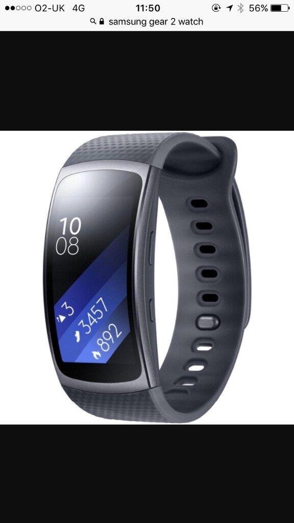 Samsung gear watch 2