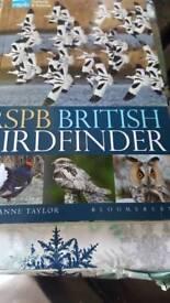 British bird finder book