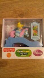 New unopened little people cinderella toy.
