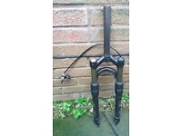 Pace RC39 XC Carbon Suspension forks with lockout
