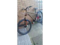 Norco sashquatch custom built mountain bike