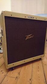 Rare Peavey Classic 412e guitar amp cab amplifier cabinet