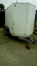 IforWilliams Box trailer build. Farm