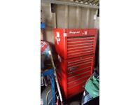 reduced to sell snap on tools excellent condition