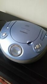 CD Player radio Technika