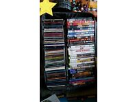 £19 Sixty Cd singles & £5 dvds Wii Games PSP Game