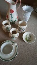 Crockery various