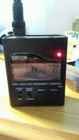 Watson frequency counter