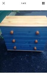 Chest of drawers. 3 chests available