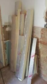 Celotex insulation board off cuts