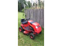 Countax k15 tractor Ride On paddock mower