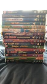 Scooby doo dvd collection