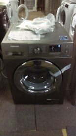 SAMSUNG 9kg WASHING MACHINE new ex display