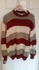 New GENTRY PORTOFINO jumper, paid 220£ only 14£!!!! size L-XL