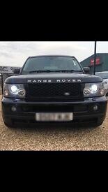 Range Rover Sport 3.6 v8 Diesel HSE