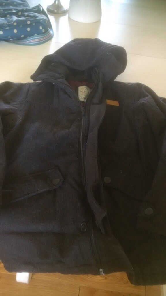 fc98a4dccf46 Boys winter coat age 13years