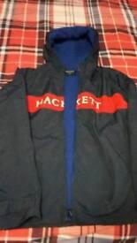 Boys designer winter jacket