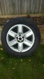 "Range Rover 19"" alloy wheel"