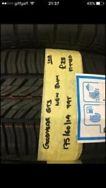175/60/14 175-60-14 1756014 79T GOODYEAR GT3 TYRE