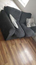 Nearly new Argos two seater sofa